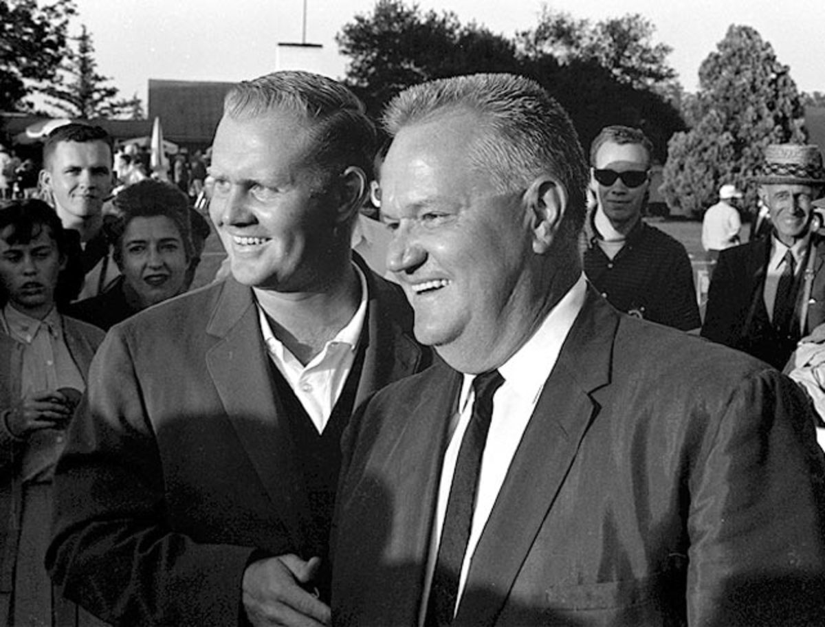Jack and Charles Nicklaus