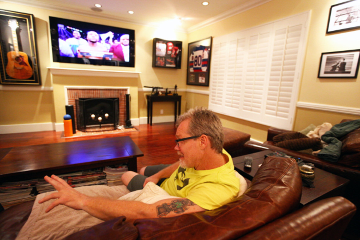 Freddie Roach house in United States
