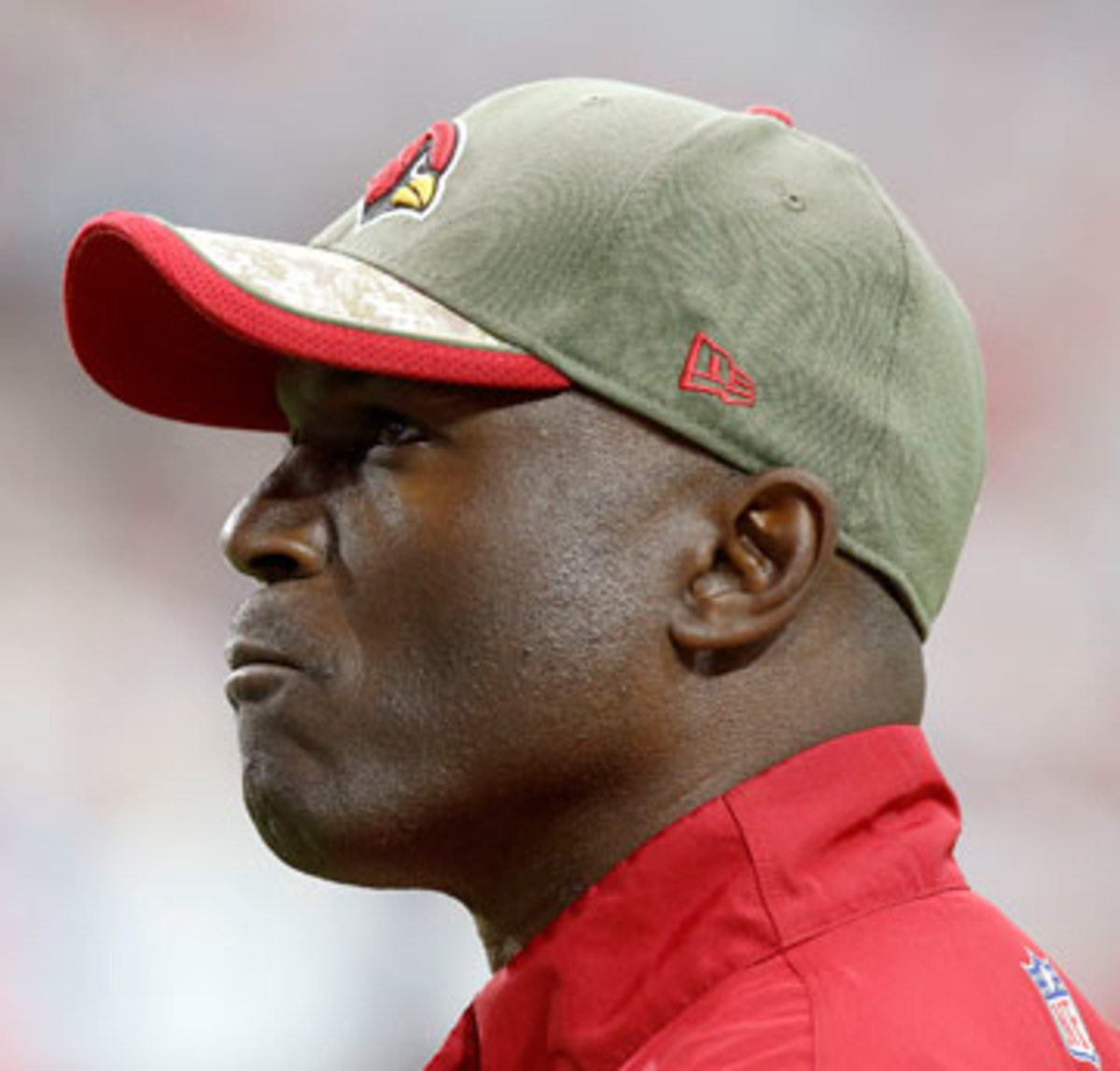 New Jets coach Todd Bowles coordinated the Cardinals defense the past two seasons. (Ross D. Franklin/AP)