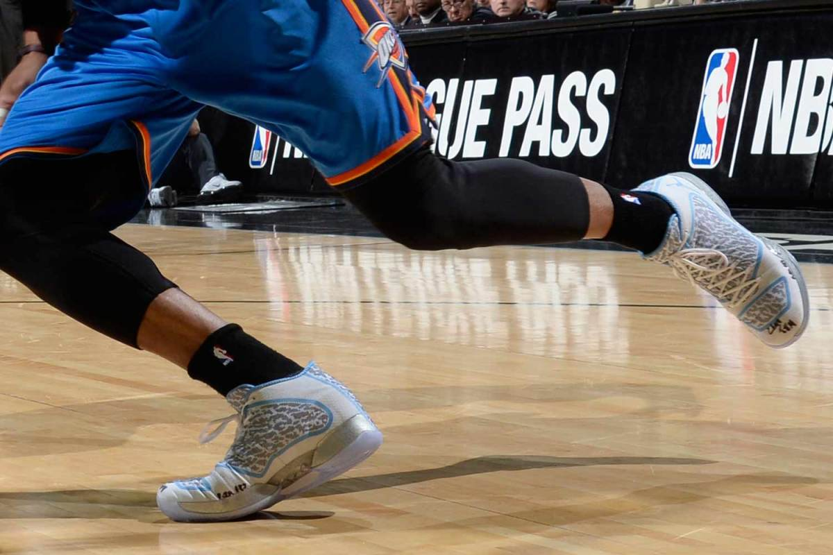 Russell Westbrook X