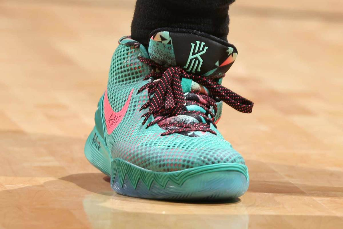 Kyrie Irving X