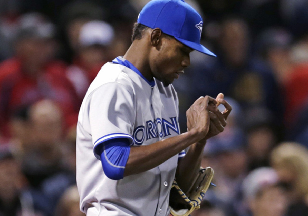 Closer Miguel Castro has allowed a run in each of his last three appearances, taking a loss and a blown save in his last two.