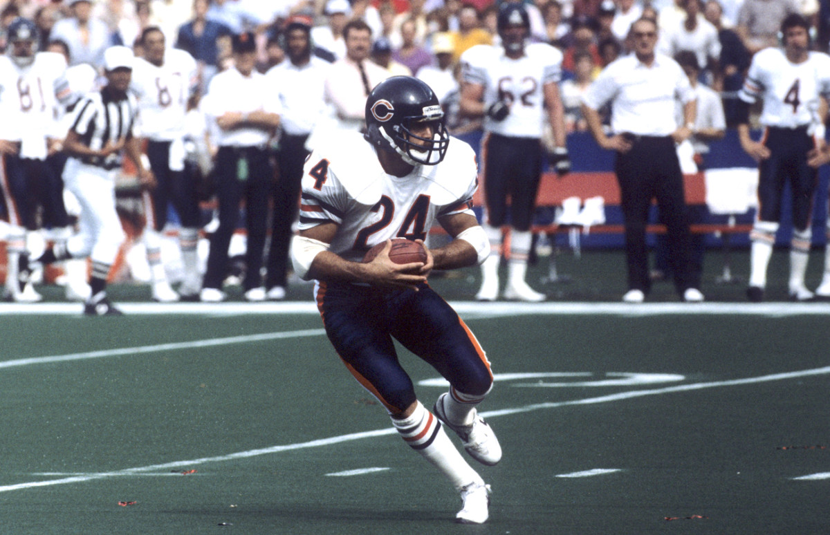 Fisher, a seventh-round pick of the Bears in 1981, earned a roster spot as a hard-nosed return specialist and defensive back. He spent the fabled '85 season on injured reserve with an ankle injury that ended his career.