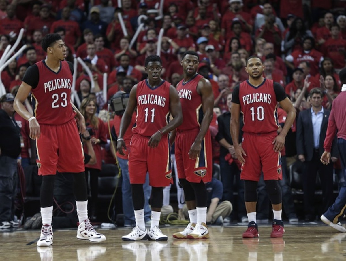 If the Pelicans can stay healthy, they could be a sneaky force in the West.