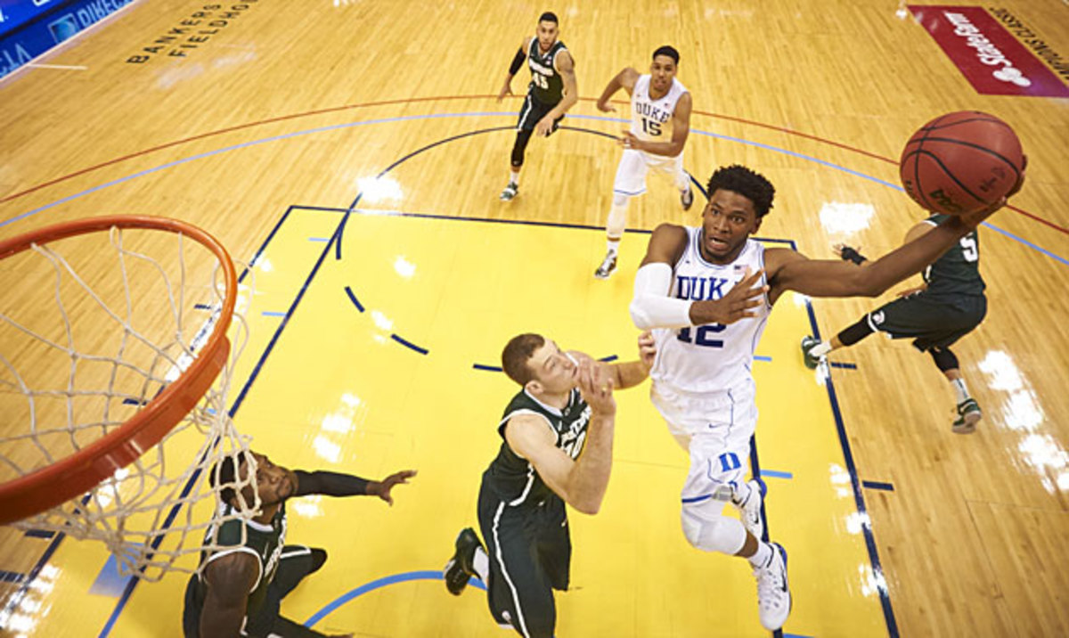 Justise Winslow Duke Michigan State