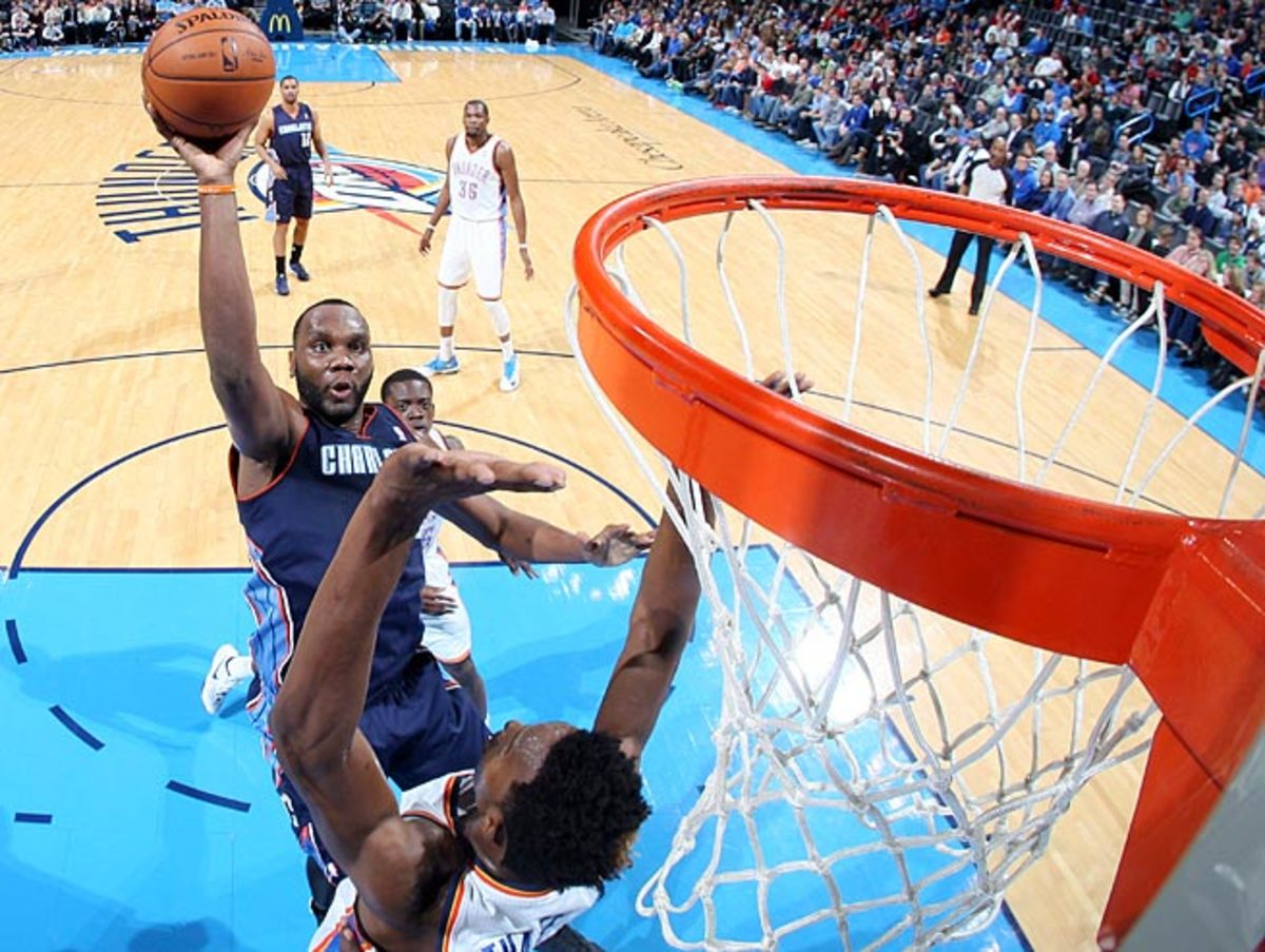 Al Jefferson has been on a roll since being left off the Eastern Conference All-Star team.