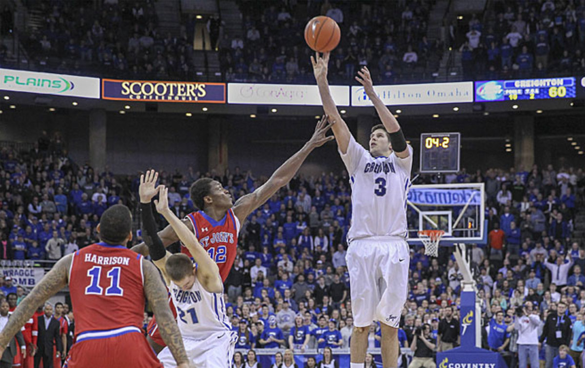 Doug McDermott's game-winning three-pointer against St. John's stands as the signature moment in his likely Player of the Year season.