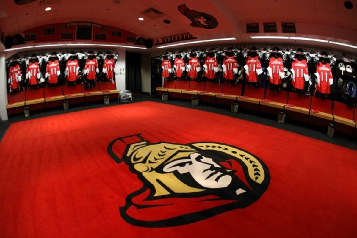 The Senators (Andre Ringuette/Getty Images)