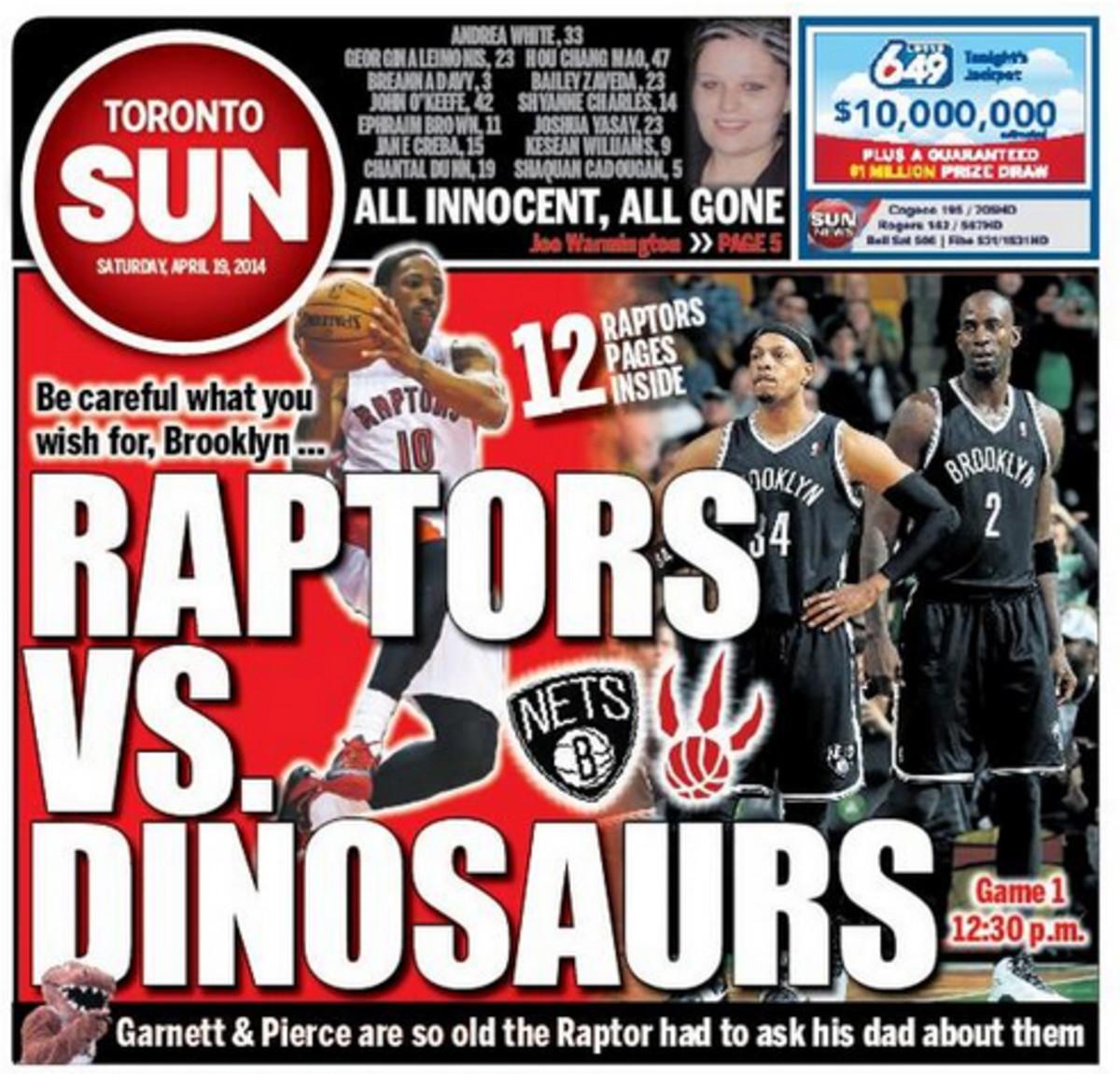 (Toronto Sun)