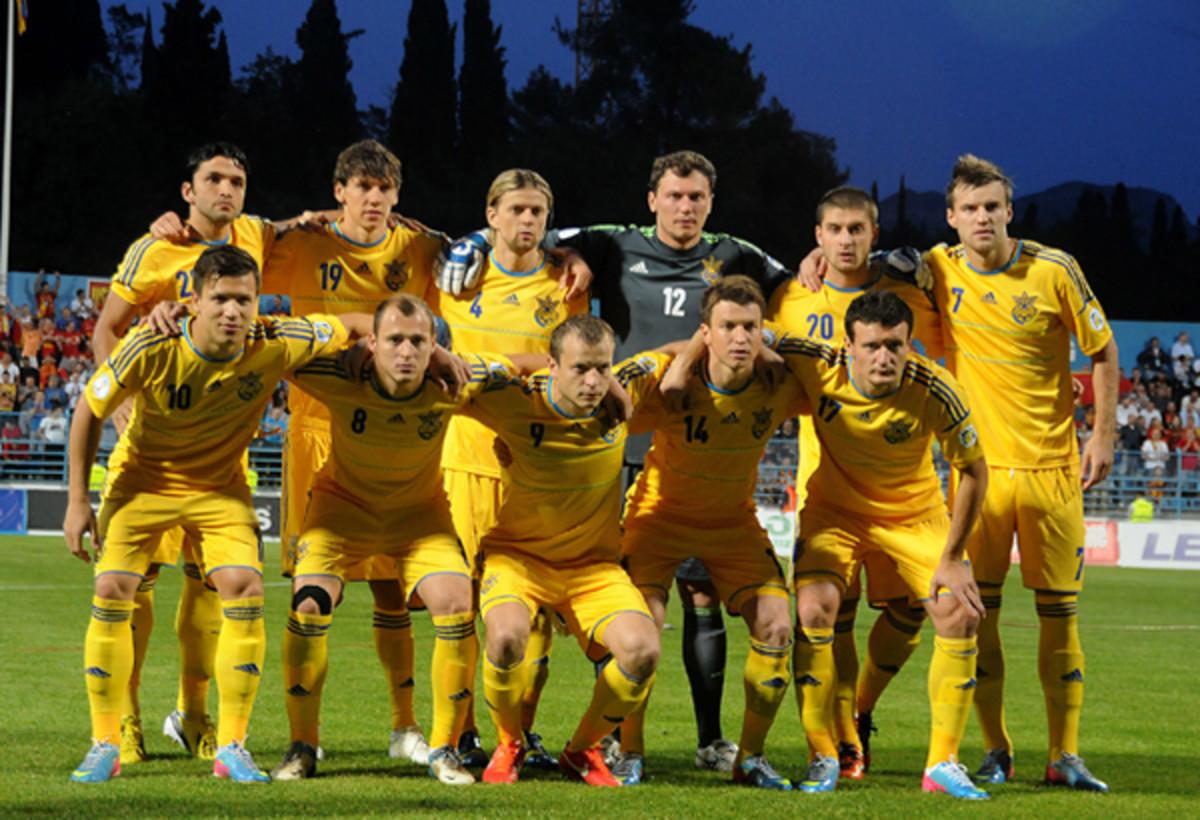 Ukraine national team
