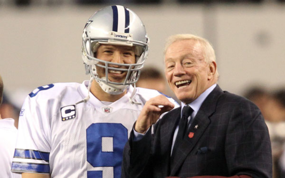 The Dallas Cowboys are the NFL's most valuable team. (MCT via Getty Images)
