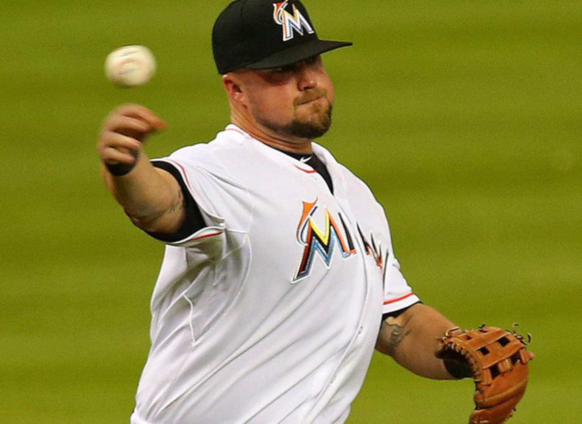 For just $1.1 million, Casey McGehee has provided the Marlins a .363 OBP and 29 RBI at third base.
