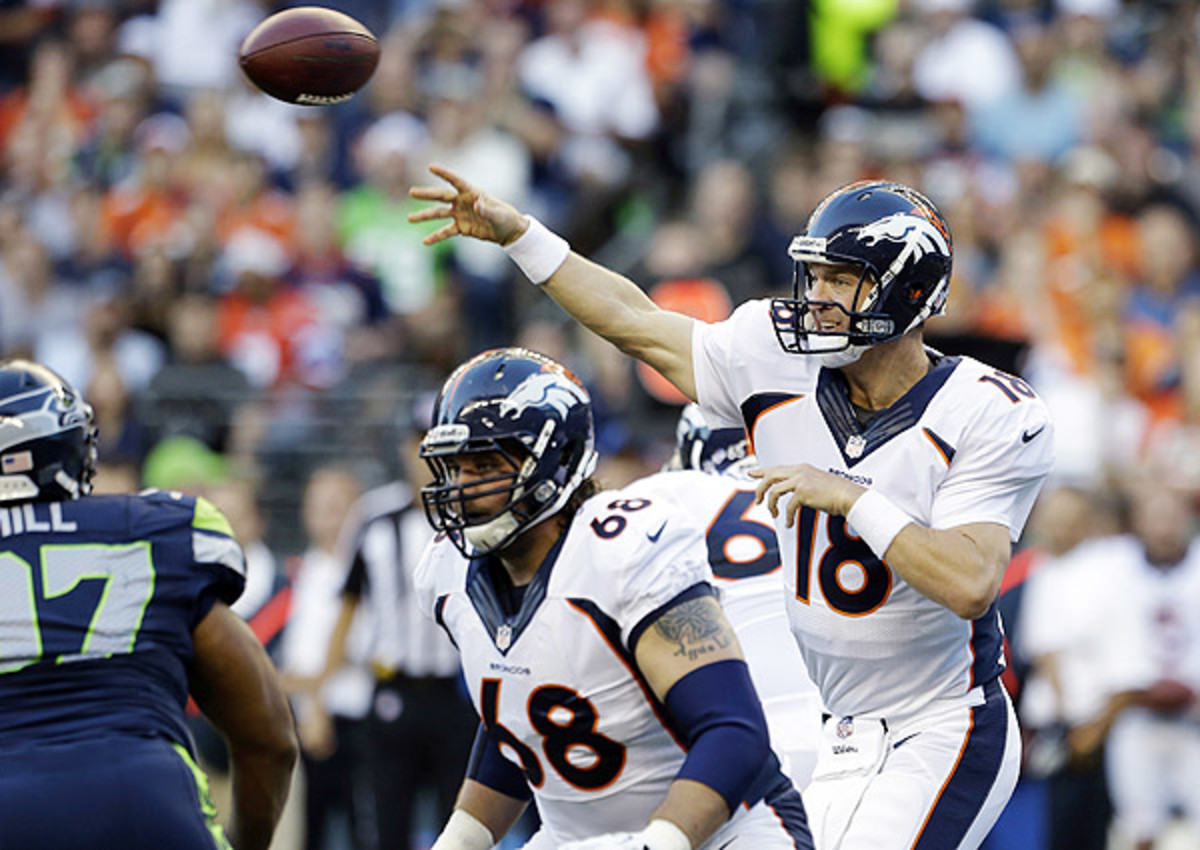 Will Super Bowl XLVIII be a shootout? Our betting experts disagree.