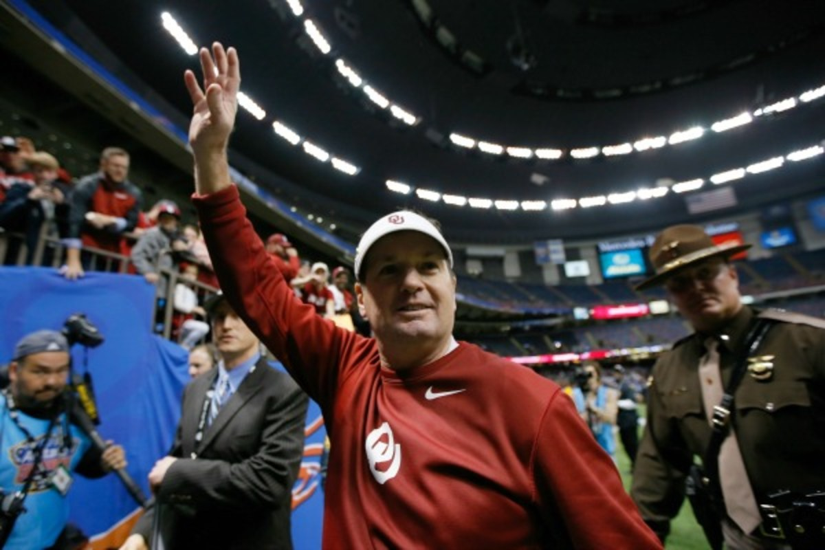 Bob Stoops (Kevin C. Cox/Getty Images)