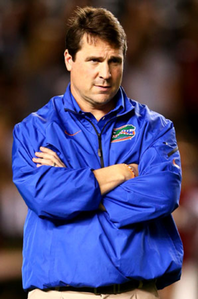 After going 4-8 last fall, Will Muschamp enters the 2014 season facing plenty of pressure.