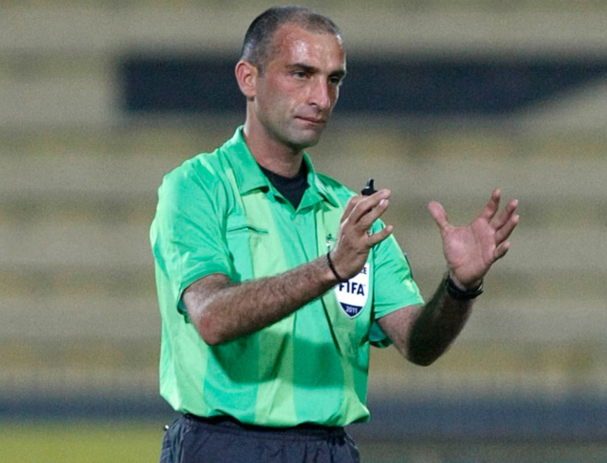 FIFA extended a lifetime ban to Lebanese referee Ali Sabbagh, who fixed a game in Singapore in exchange for sexual favors in 2013.