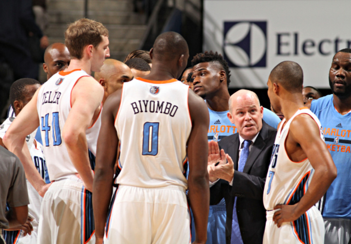 Under Steve Clifford, Charlotte has ranked sixth in points allowed per possession. (Brock Williams-Smith/NBAE via Getty Images)