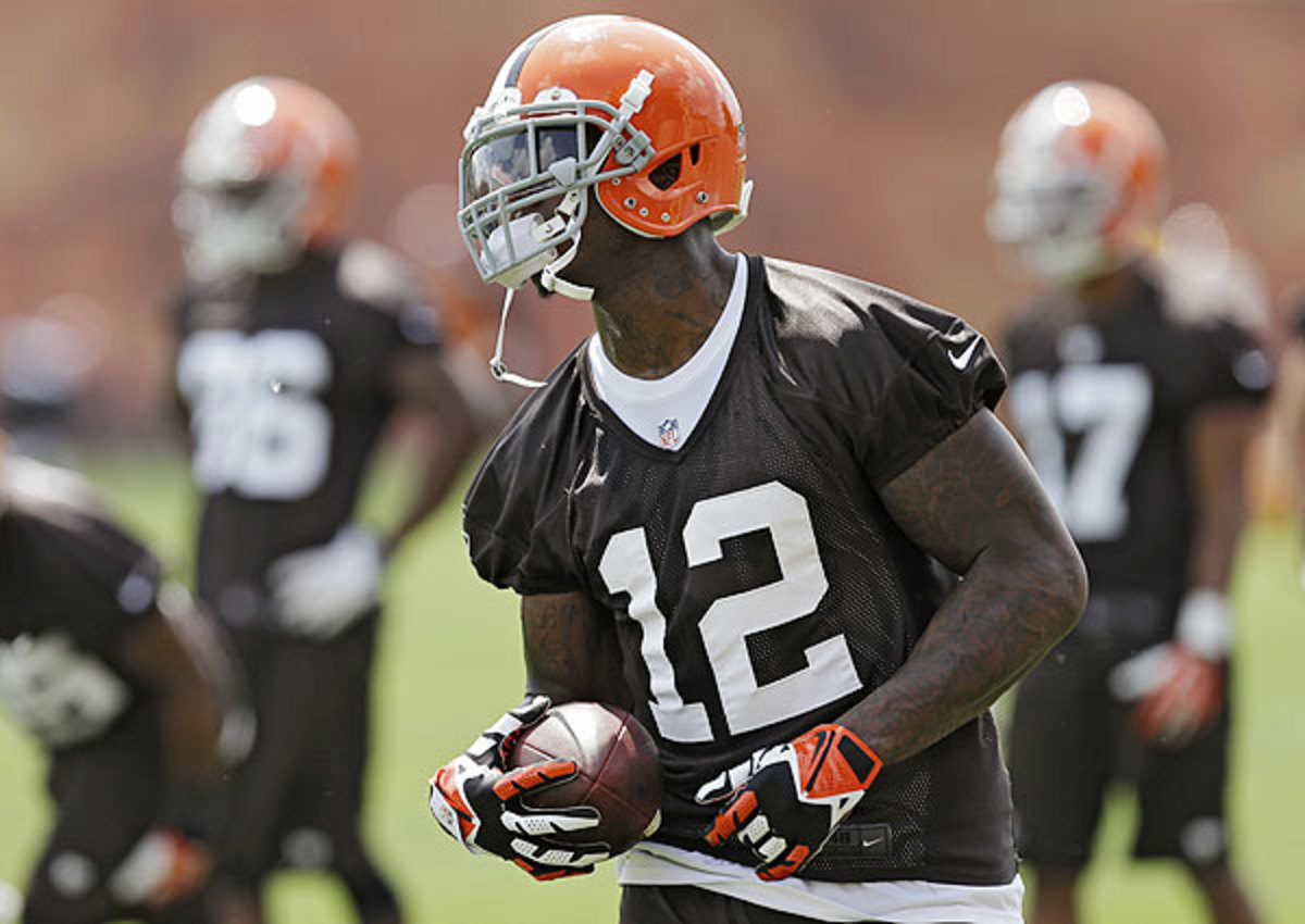 Cris Carter discusses Cleveland Browns wide receiver Josh Gordon's struggles with substance abuse