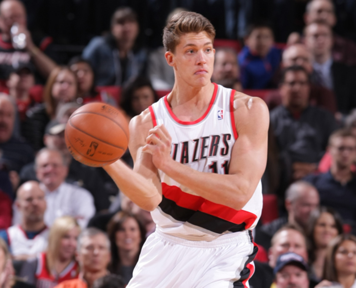Meyers Leonard :: Getty Images
