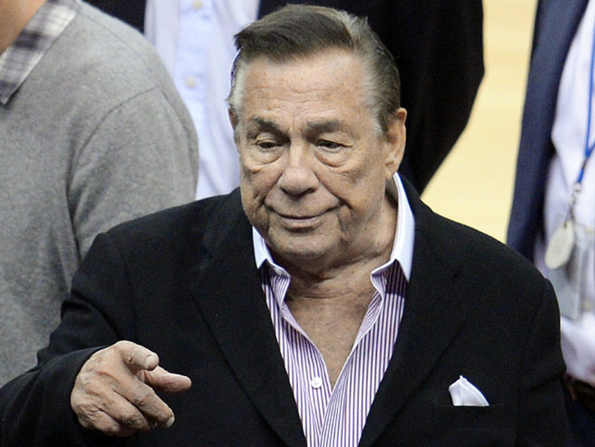 Clippers owner Donald Sterling didn't do himself any favors with a rambling interview on CNN.