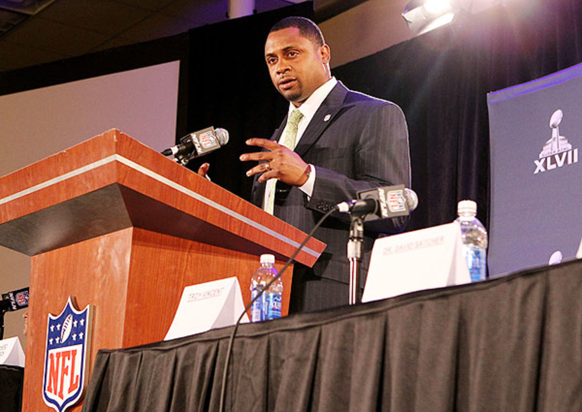 NFL executive Troy Vincent: Developmental league in future