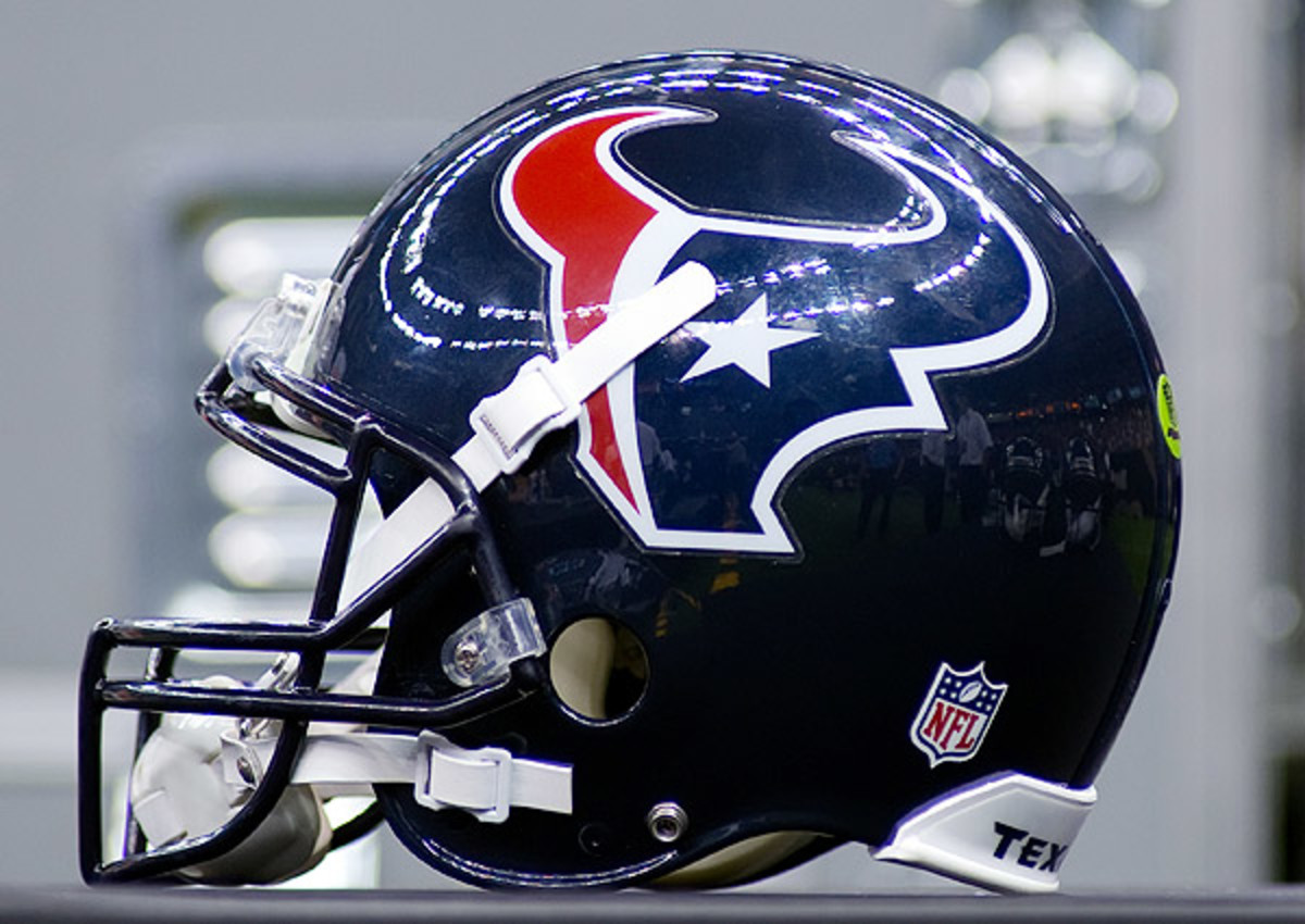 Houston Texans trying to trade No. 1 pick in 2014 NFL draft