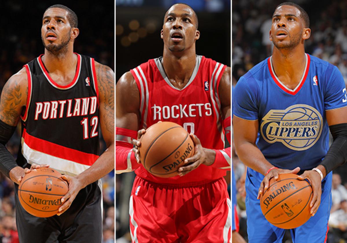 NBA All-Star reserves