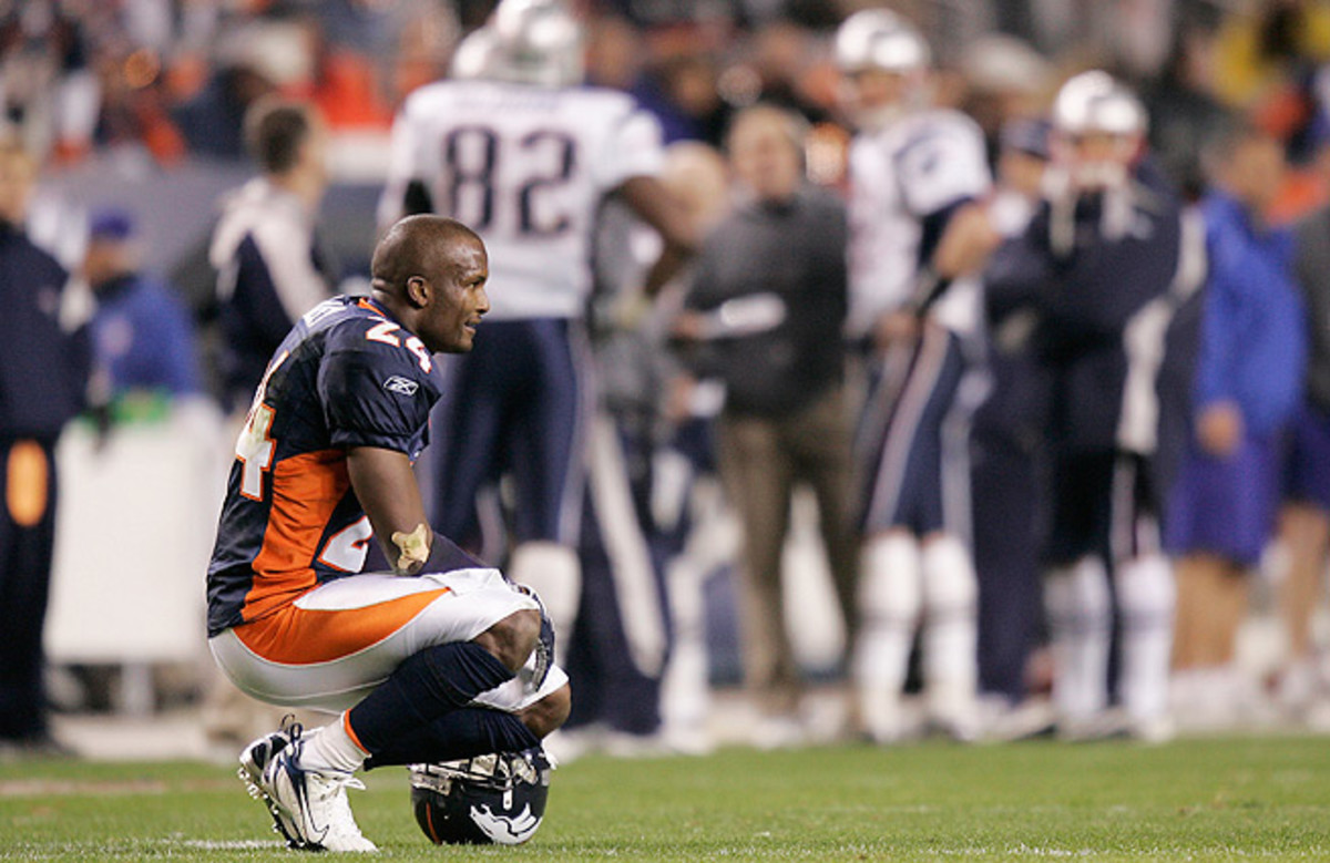 Champ Bailey is coming off a frustrating year in which injuries forced him to miss all but five regular-season games.
