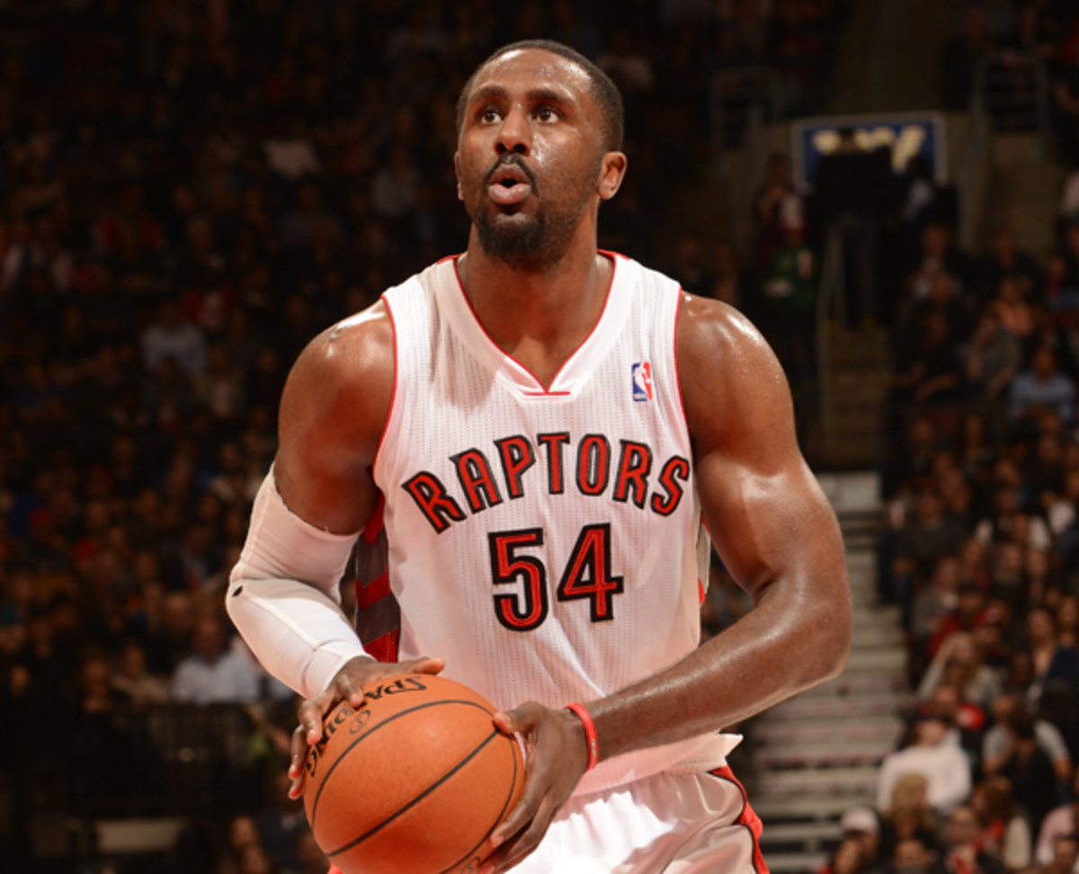 Patrick Patterson :: Getty Images