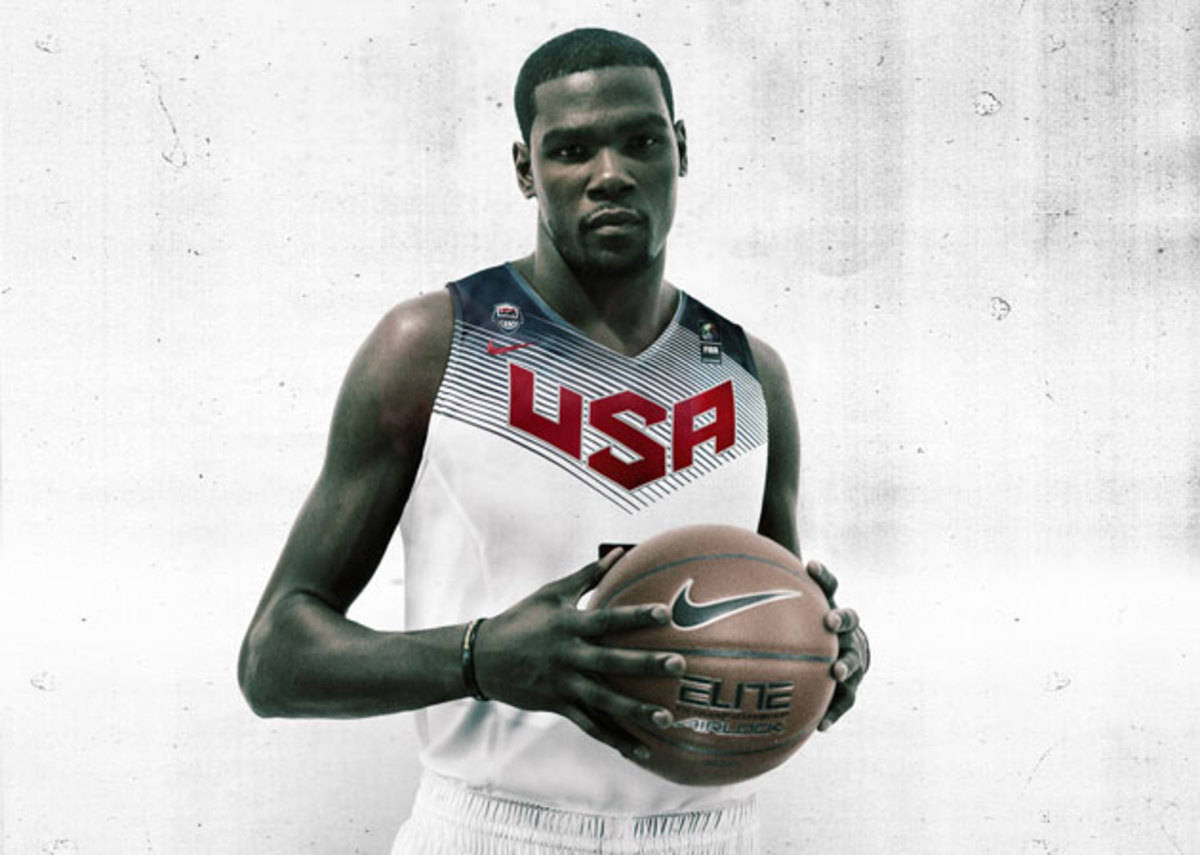 Kevin Durant USA 2