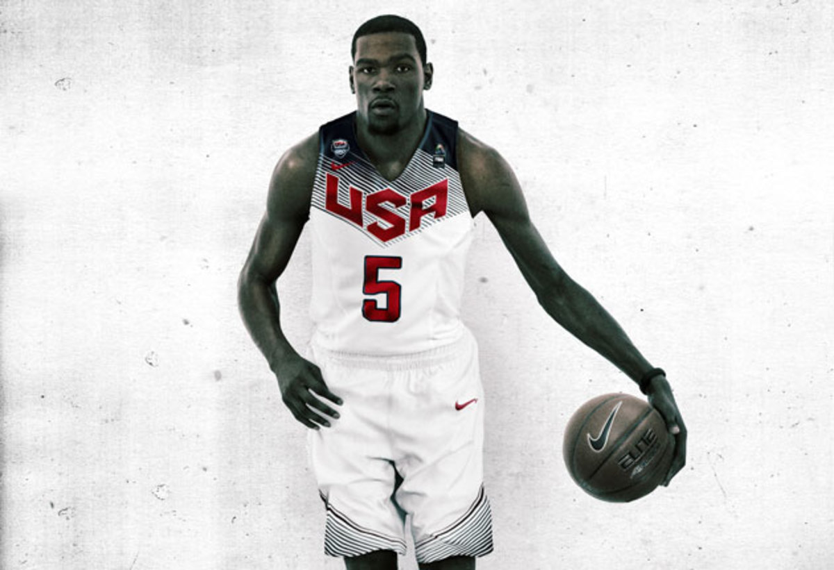 Kevin Durant USA 1