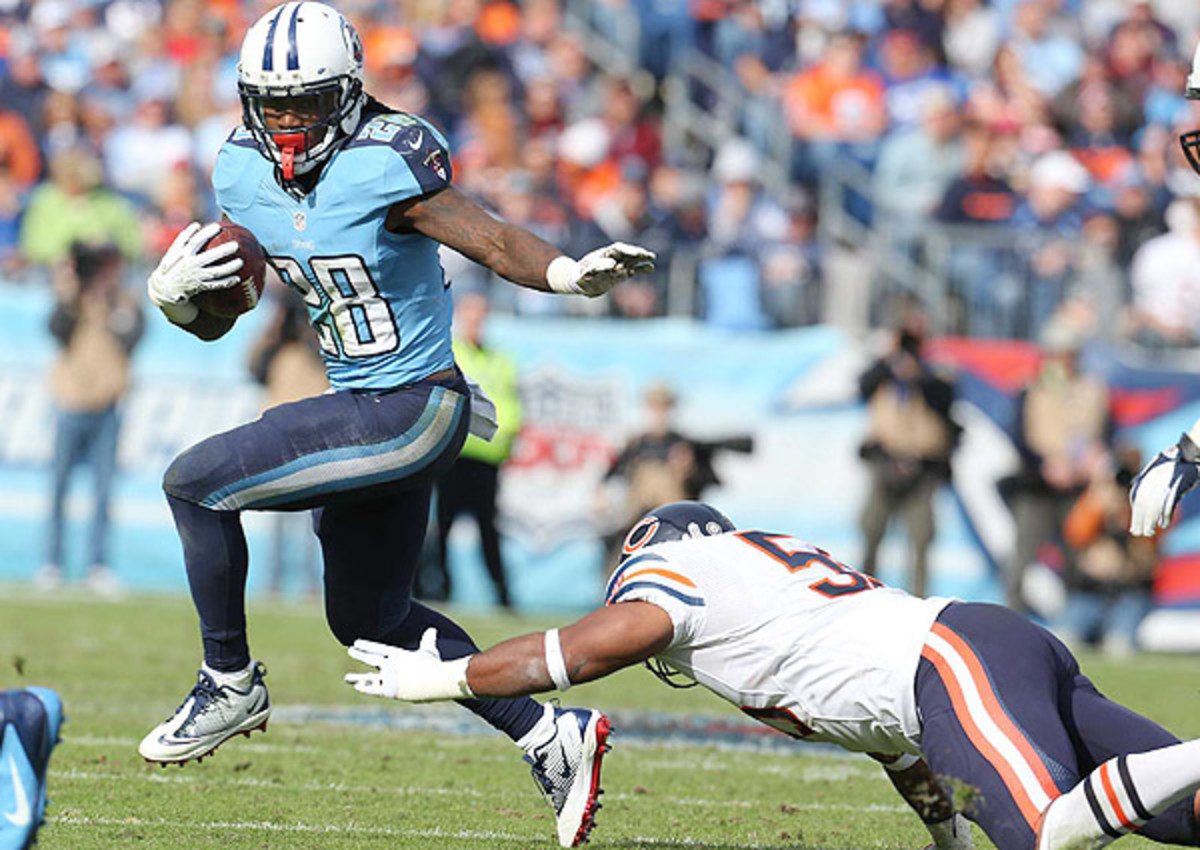 Chris Johnson to be cut by Tennessee Titans