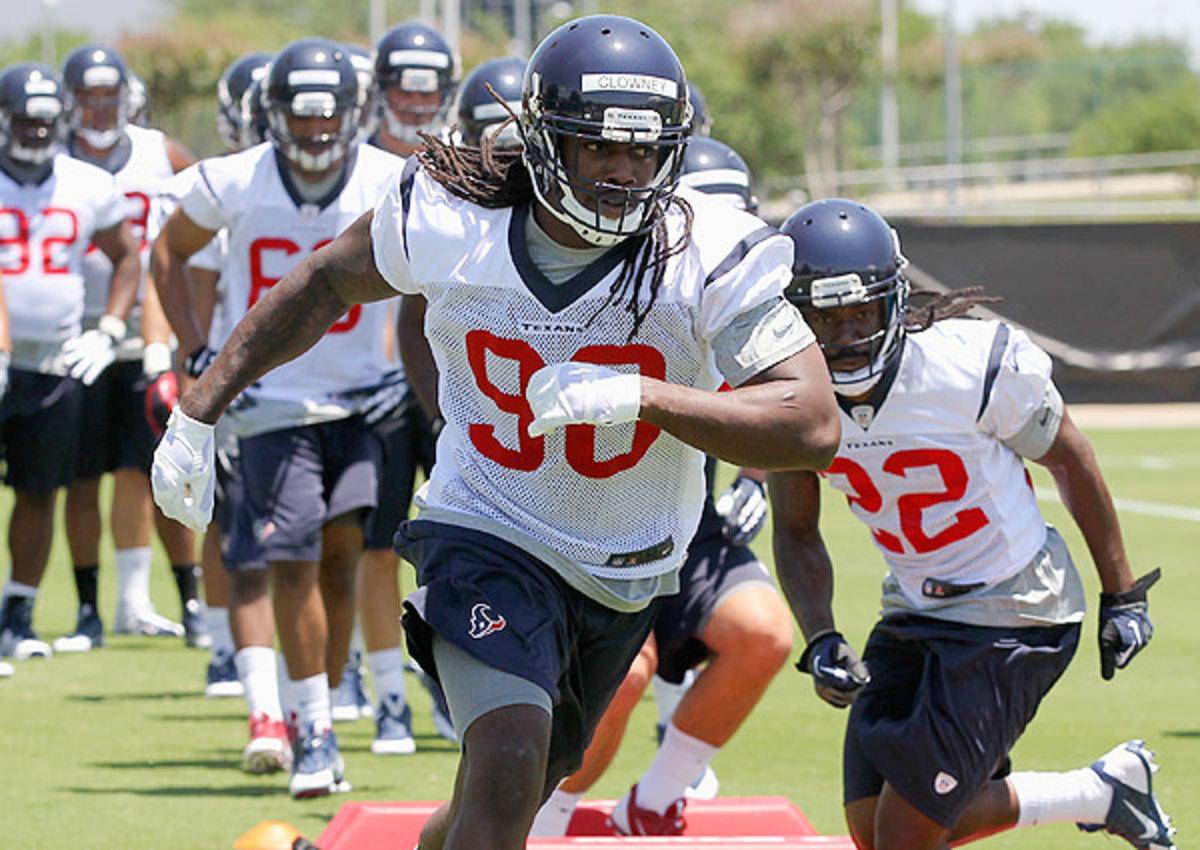 Jadeveon Clowney injury: No. 1 draft pick undergoes surgery for sports hernia