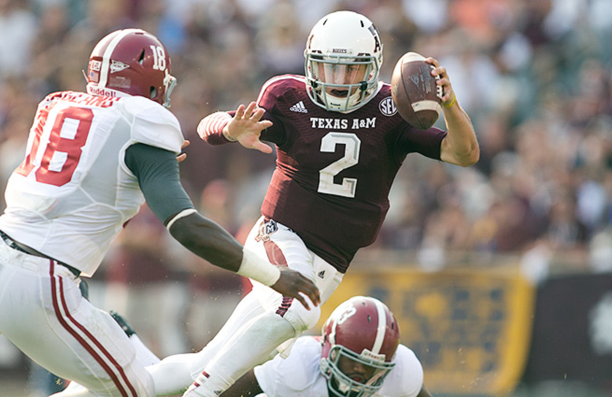 Beyond showing that he's matured off the field, Johnny Manziel must prove he has the patience to be a pocket passer.
