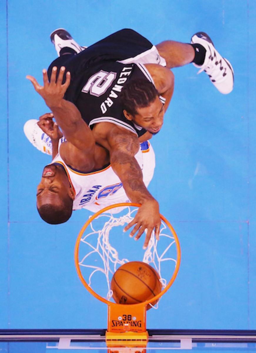 Twitter @NBA