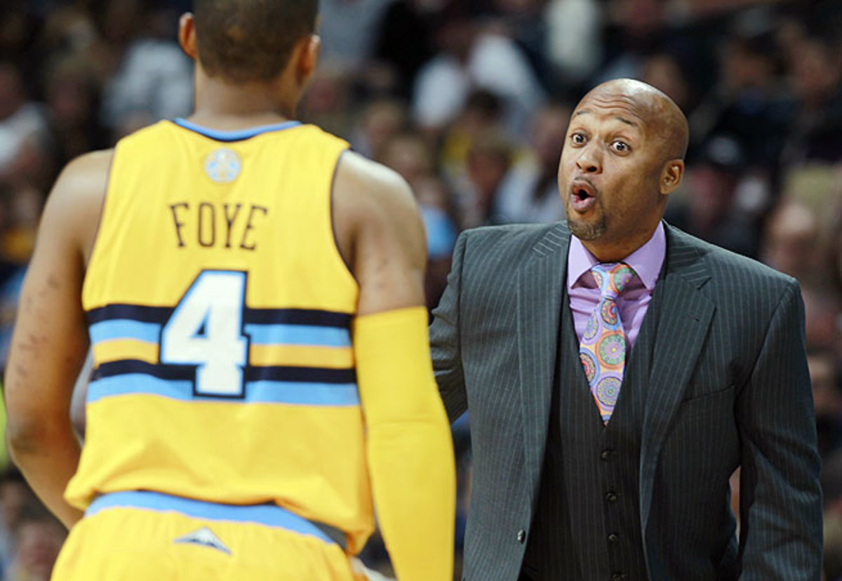 Brian Shaw could not guide a young, injury-riddled team to the Nuggets' 11th consecutive playoff berth.