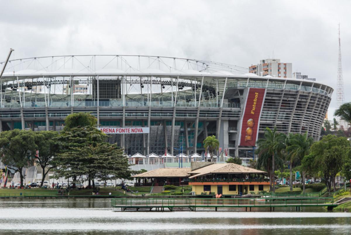 Arena Fonte Nova 6