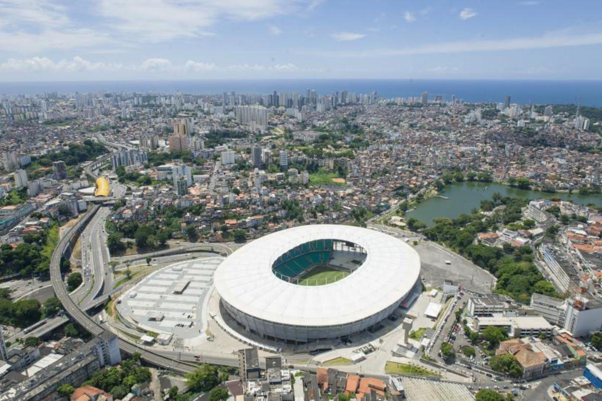 Arena Fonte Nova 3
