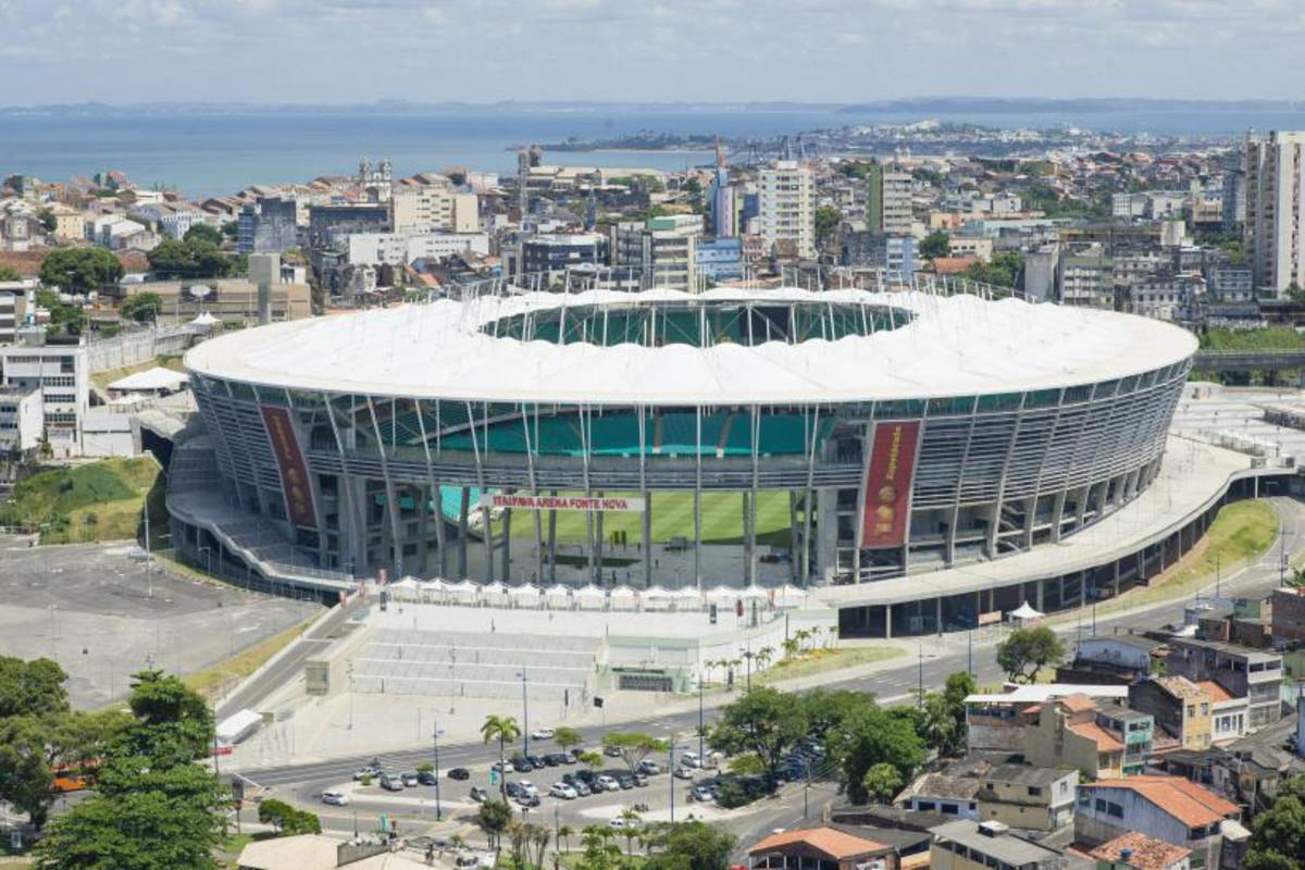 Arena Fonte Nova 1