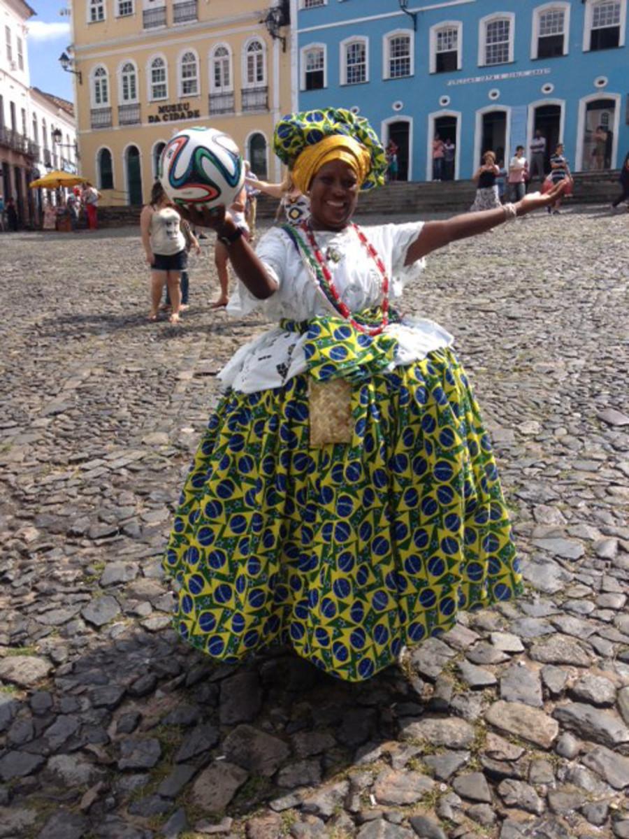 Salvador Woman