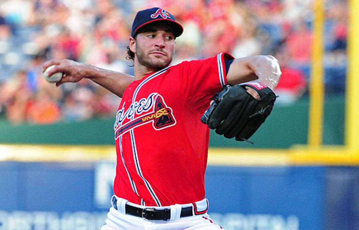 Brandon Beachy, Braves