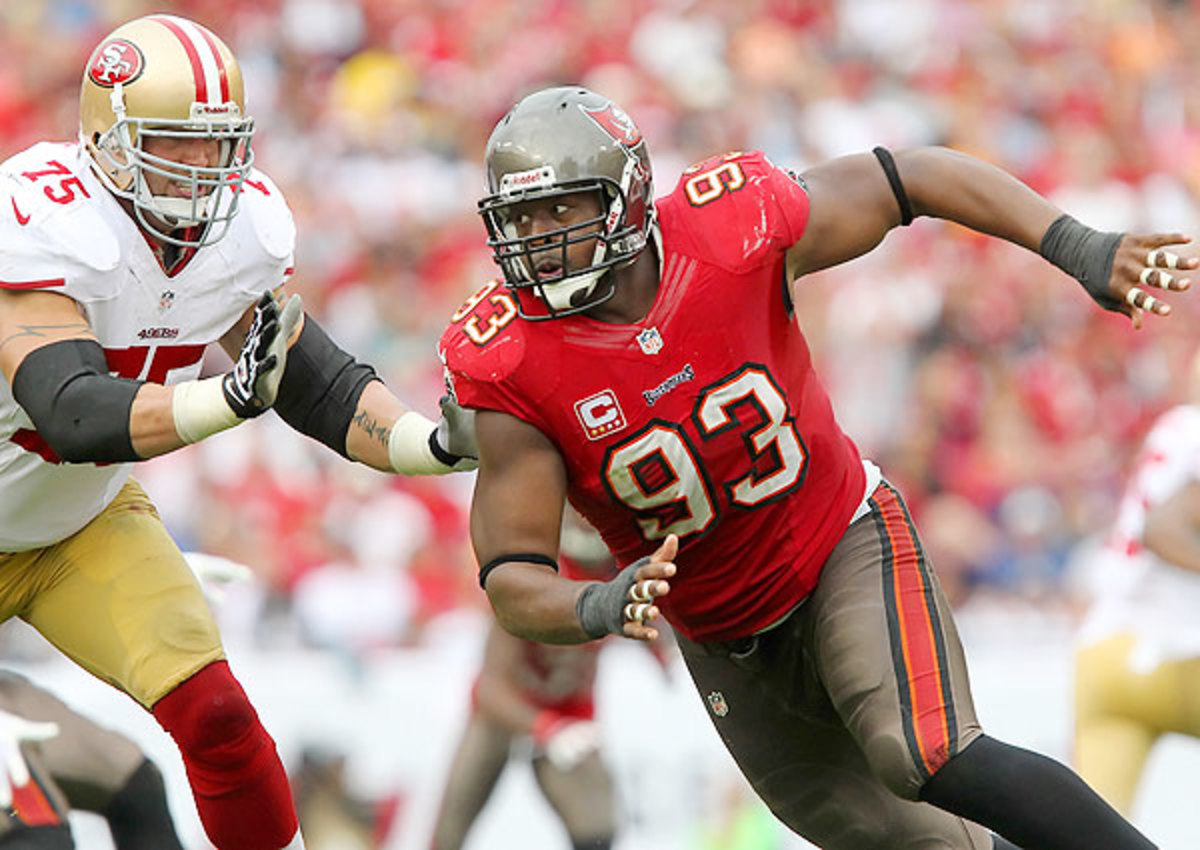 An extension for Tampa By Buccaneers defensive tackle Gerald McCoy is high on the team's offseason priorities.