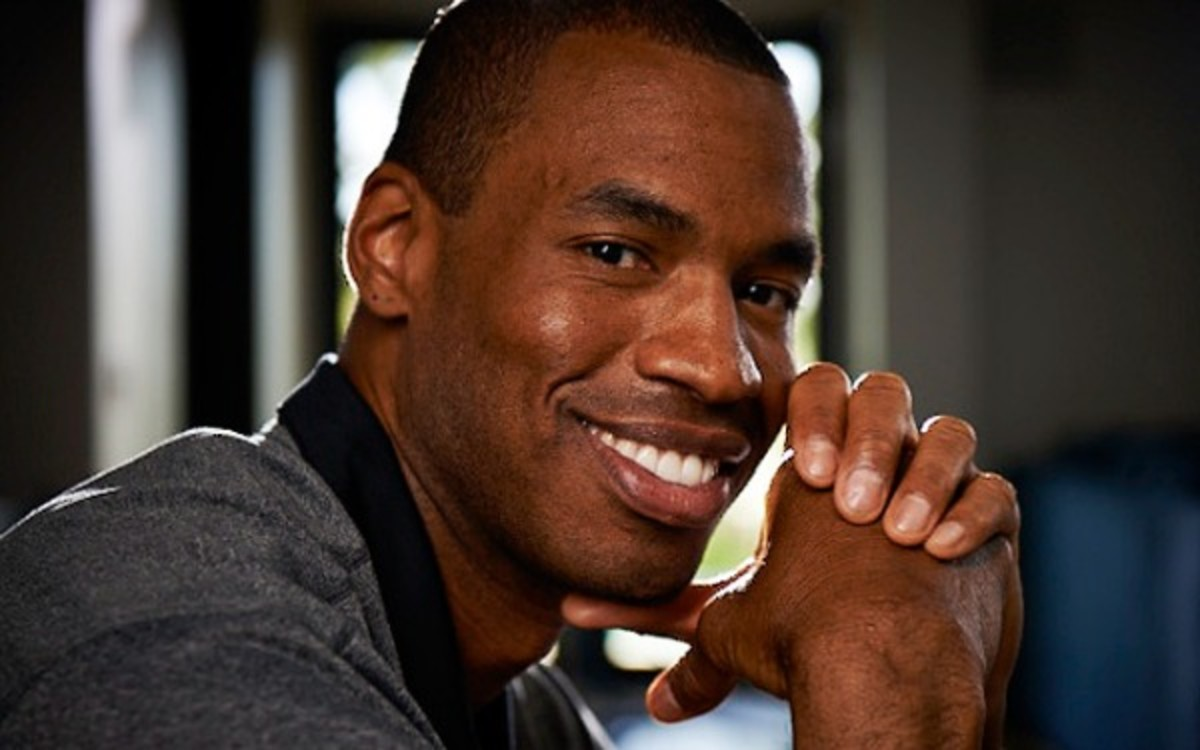 The Nets are reportedly interesting in bringing back Jason Collins. (Kwaku Alston/For Sports Illustrated