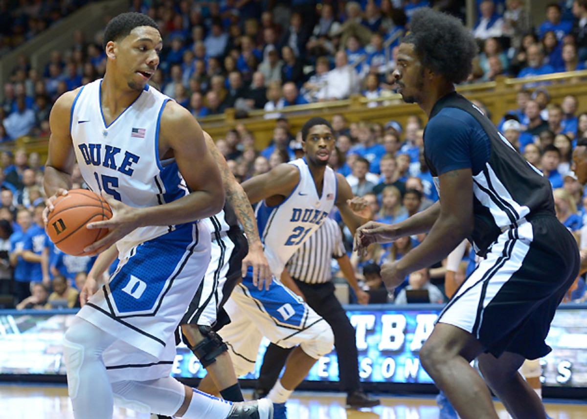 Jahlil Okafor is a near-consensus pick for rookie of the year and even stole a few votes for player of the year.