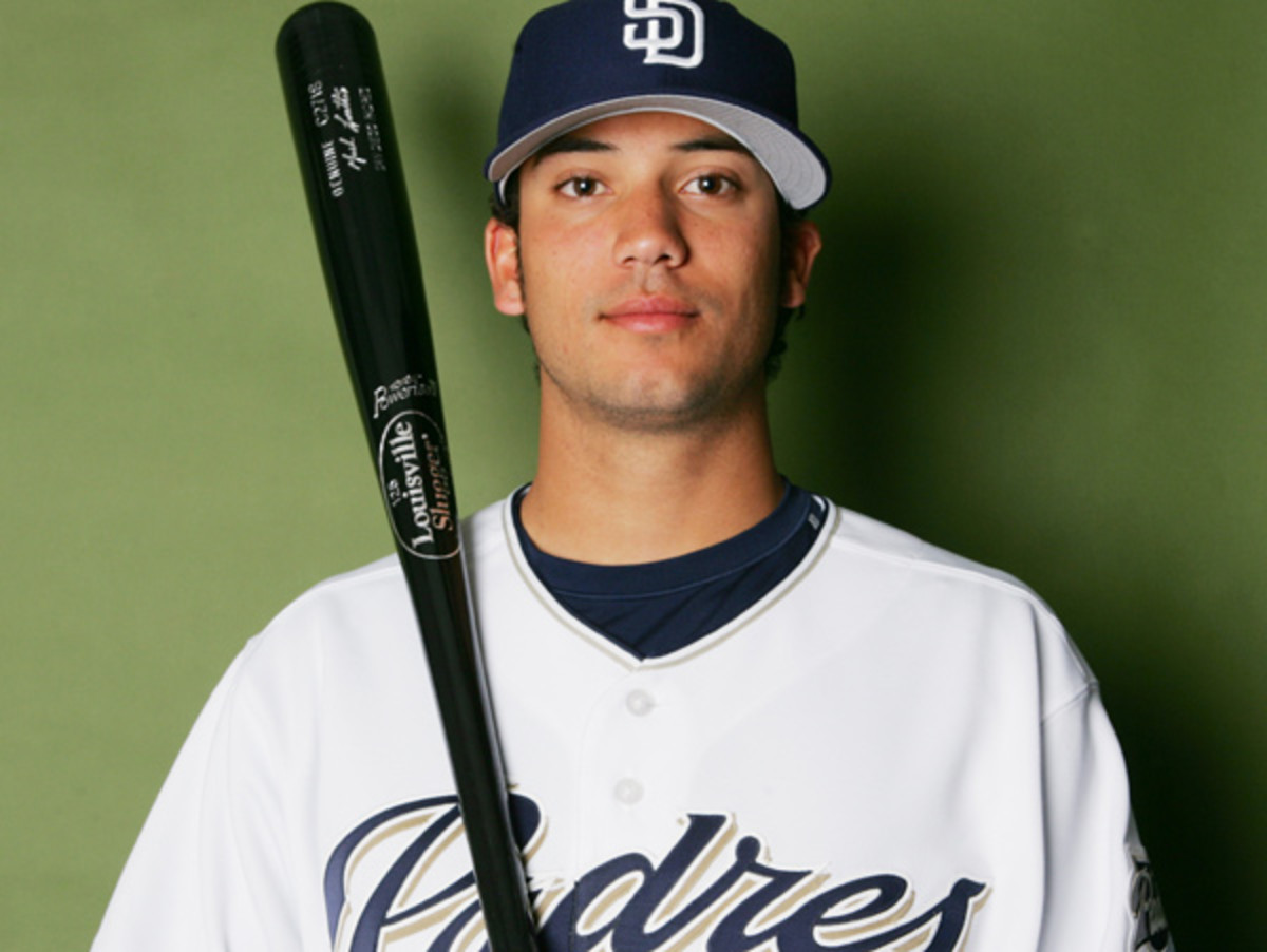 Matt Bush never made a major league appearance for the Padres after being taken first overall in 2004. (Ronald Martinez/Getty Images)