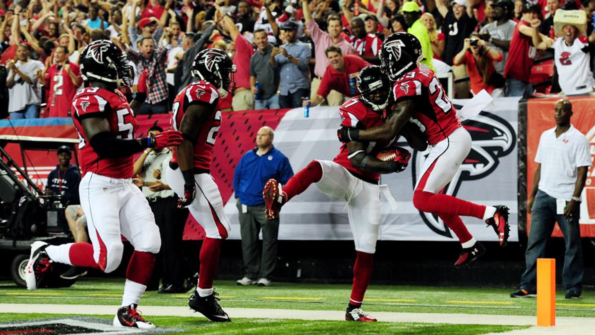 Atlanta Falcons | SiriusXM
