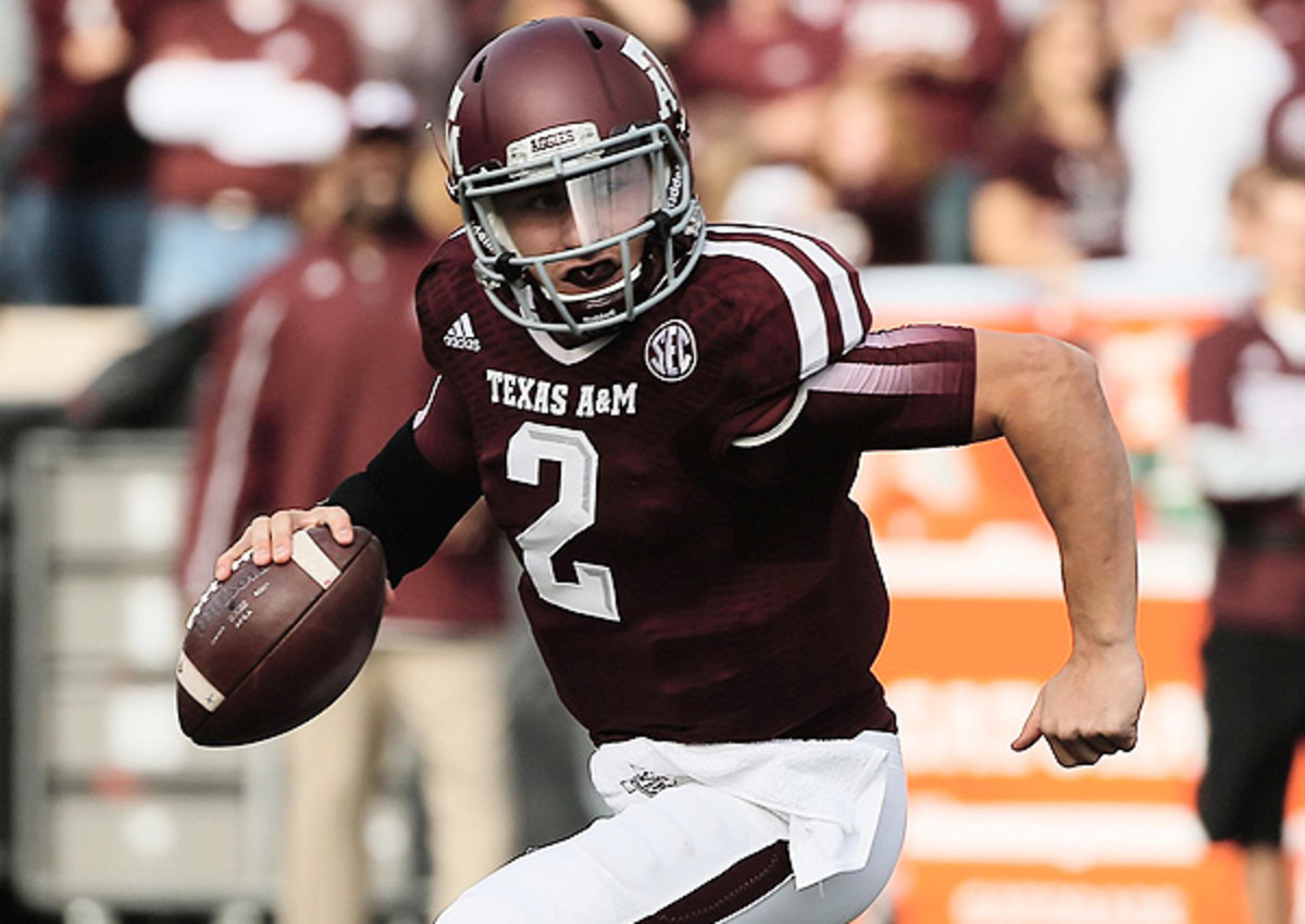 Cleveland Browns 2014 NFL Mock Draft Tracker: Johnny Manziel, Texas A&M