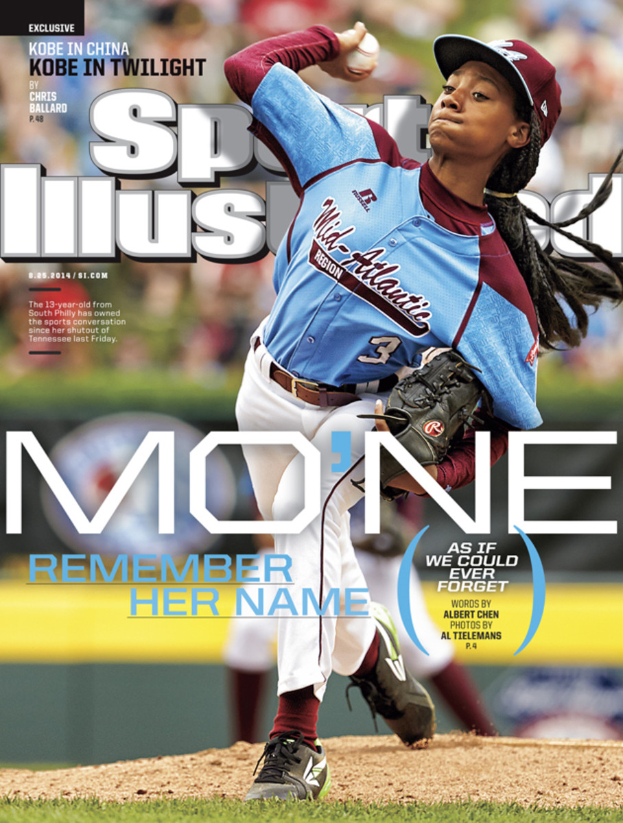 mone-davis-llws-sports-illustrated-cover