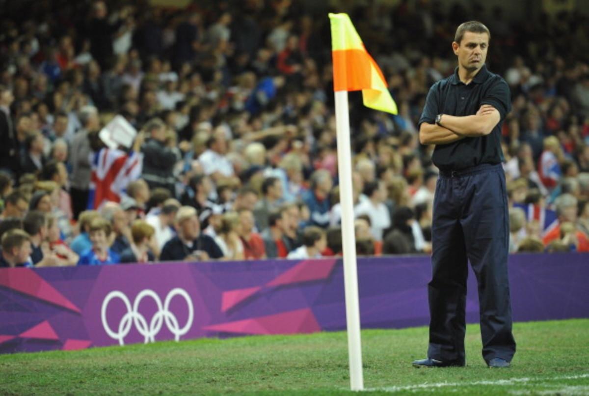 Olympics Day 8 - Men's Football Q/F - Match 28 - Great Britain v Korea
