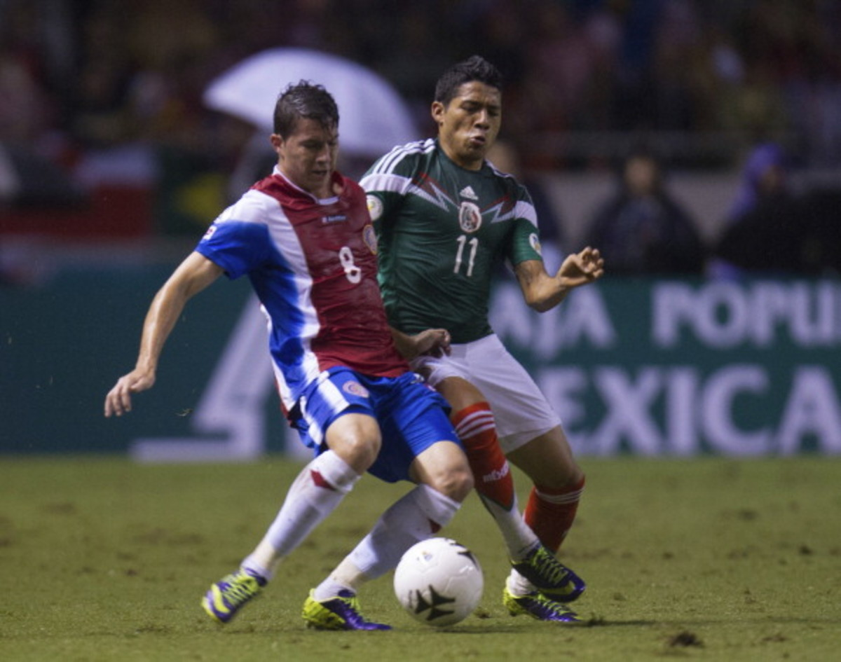 Costa Rica v Mexico - FIFA World Cup 2014 Qualifiers